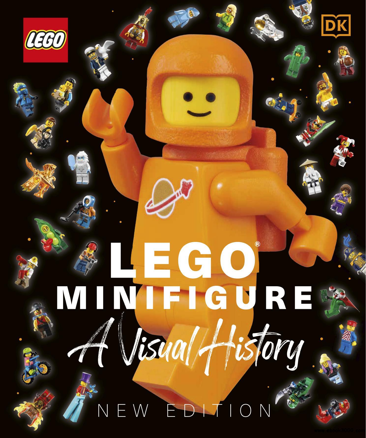 LEGO? Minifigure A Visual History, New Edition