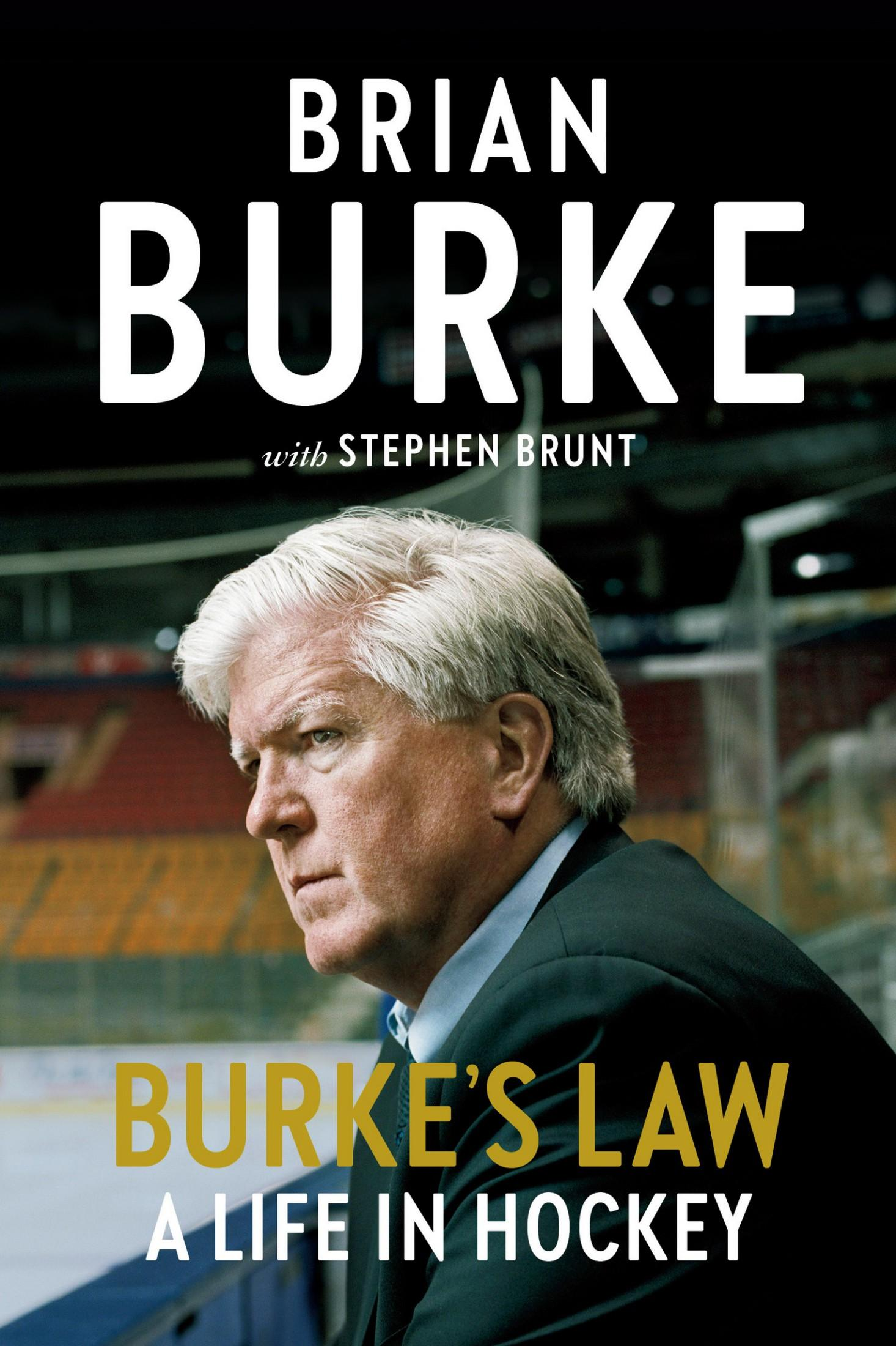 Burke's Law: A Life in Hockey