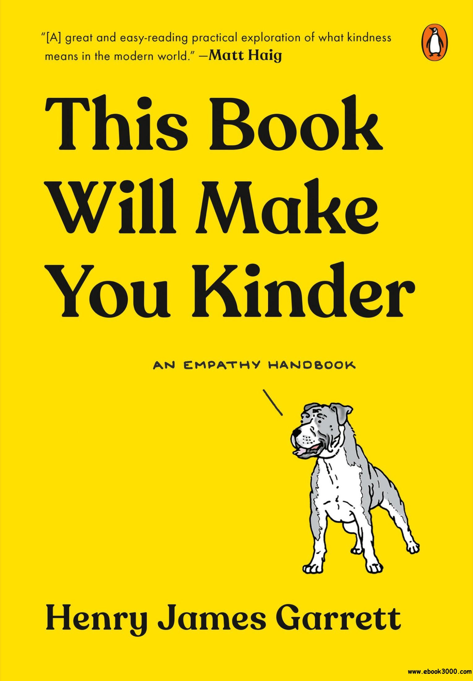 This Book Will Make You Kinder: An Empathy Handbook