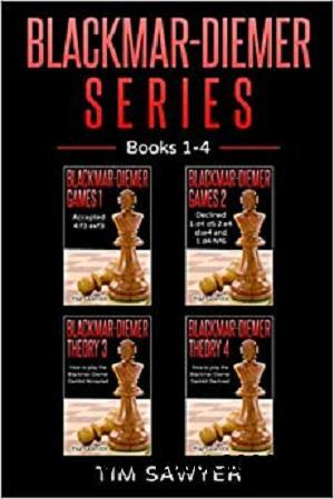 Blackmar-Diemer Series: Books 1-4 (Chess BDG)