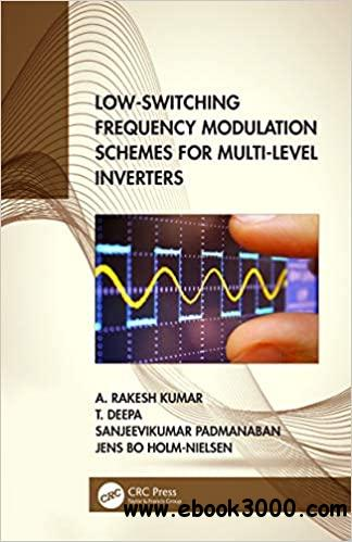 Low-Switching Frequency Modulation Schemes for Multi-level Inverters