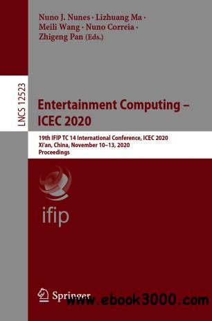 Entertainment Computing - ICEC 2020