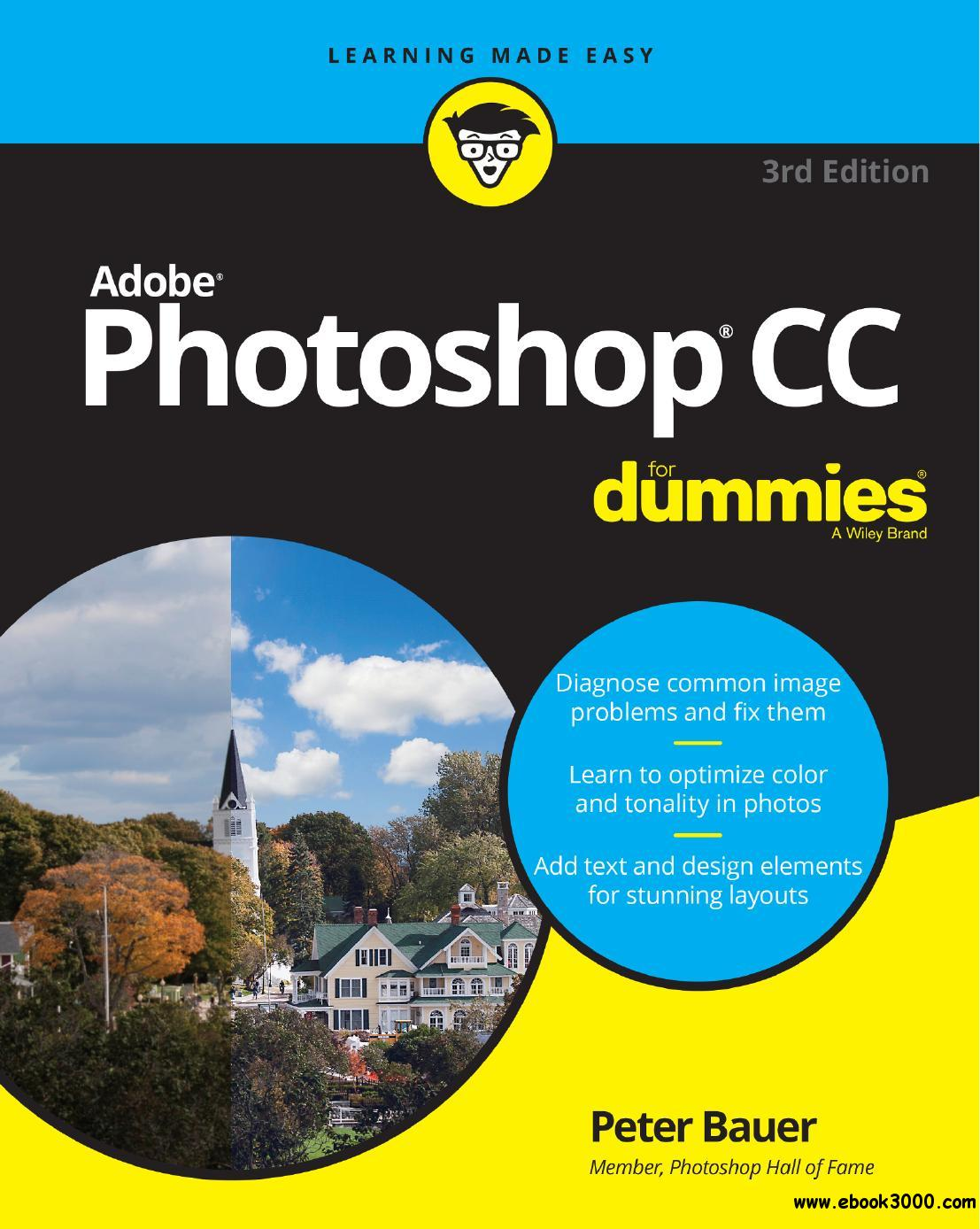 Adobe Photoshop CC For Dummies, 3rd Edition
