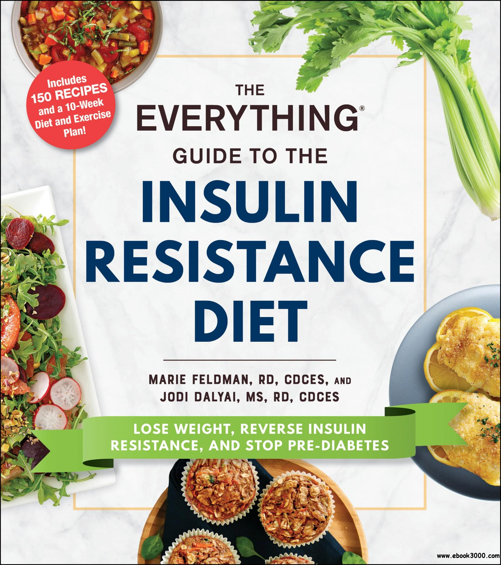 The Everything Guide to the Insulin Resistance Diet (Everything?)
