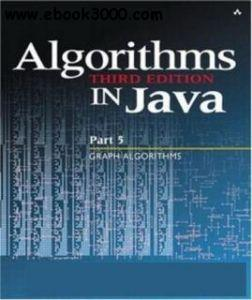 Algorithms in Java, Part 5 Graph Algorithms