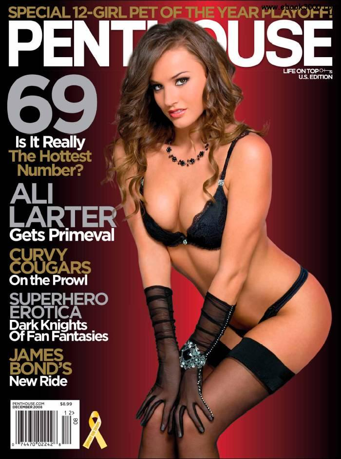 Penthouse - December 2008 US